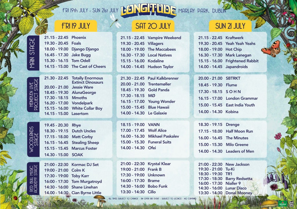 longitude-stage-times