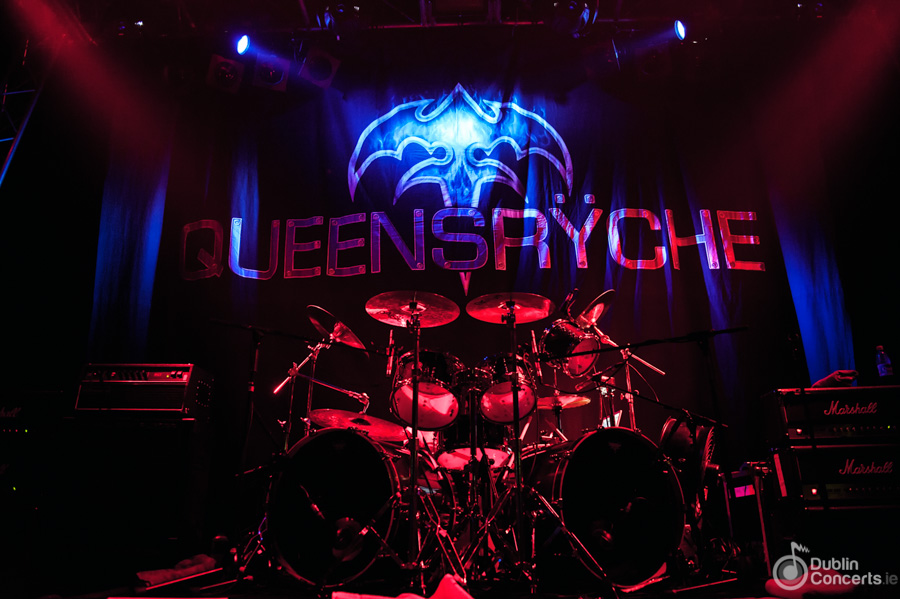 Queensryche - Button Factory