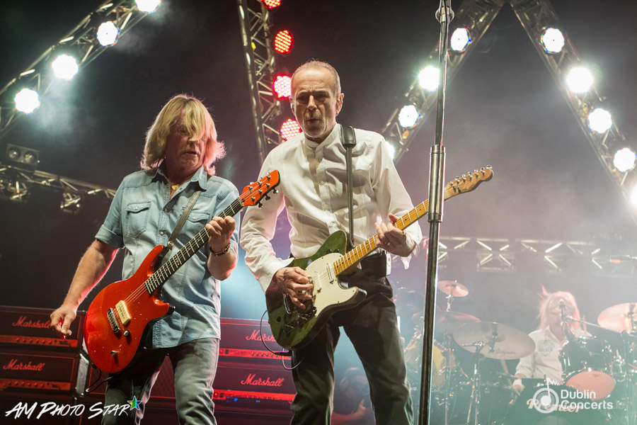 Status Quo Lionel Richie Live at the Marquee 2015