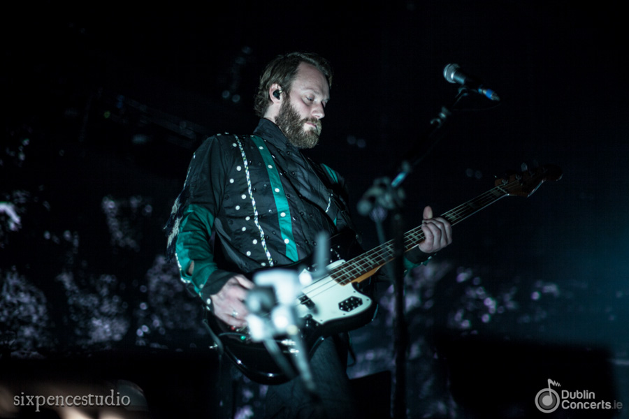 Sigur Ros, Royal Hospital Kilmainham, Review