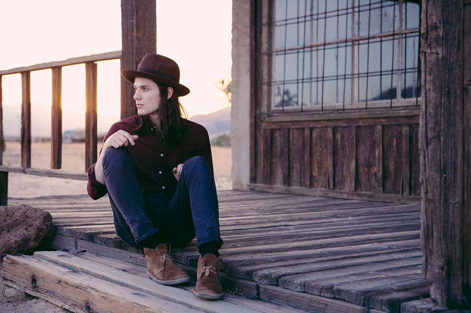 James Bay - Academy Dublin - 17 November 2014
