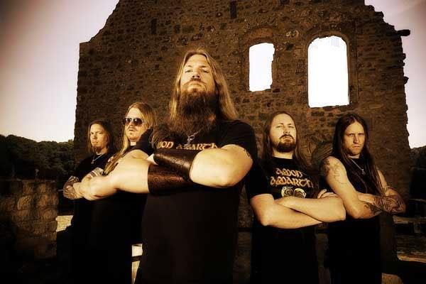 Amon Amarth - Academy, Dublin - 13 August