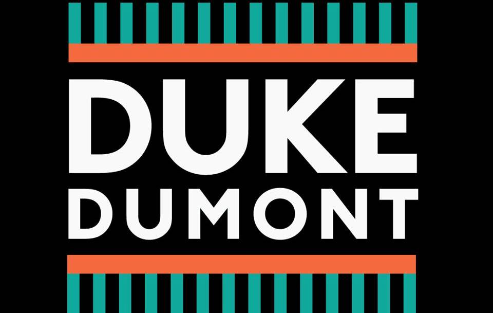 Duke Dumont Olympia Theatre 16 March 2015
