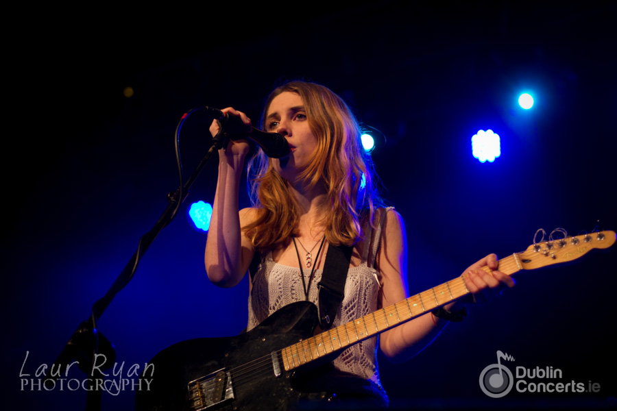 Wolf Alice Olympia Theatre Review