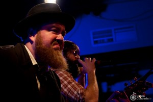 The Beards - Whelans - Review, Photos