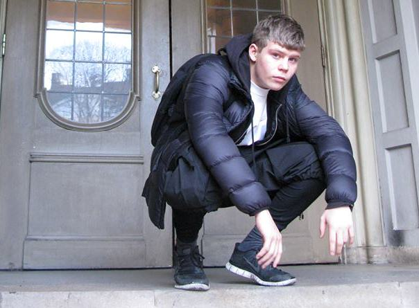 yung lean at the twisted pepper 30 march 2014. Black Bedroom Furniture Sets. Home Design Ideas