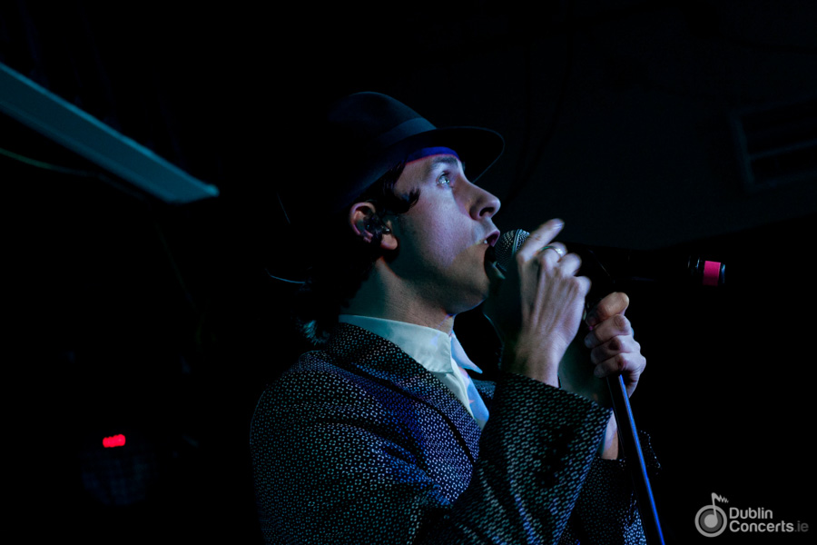 Maximo Park - Whelans - Photos
