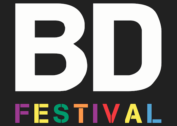 BD Festival 2015 stage times map