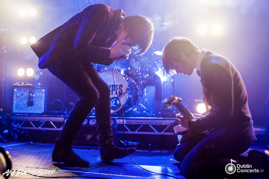 The Strypes, Academy, Dublin, 9 December 2014