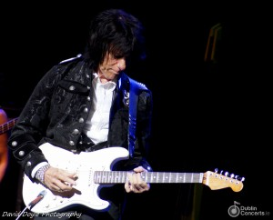 Jeff Beck - Olympia Theatre, Dublin