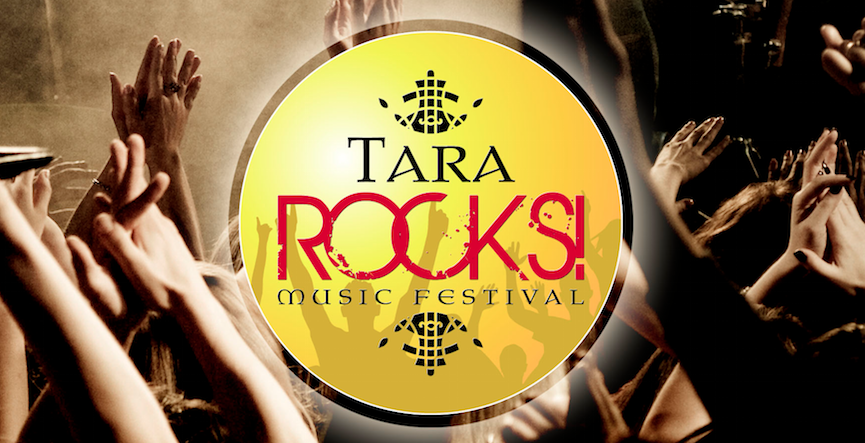 Win tickets to Tara Rocks 2014