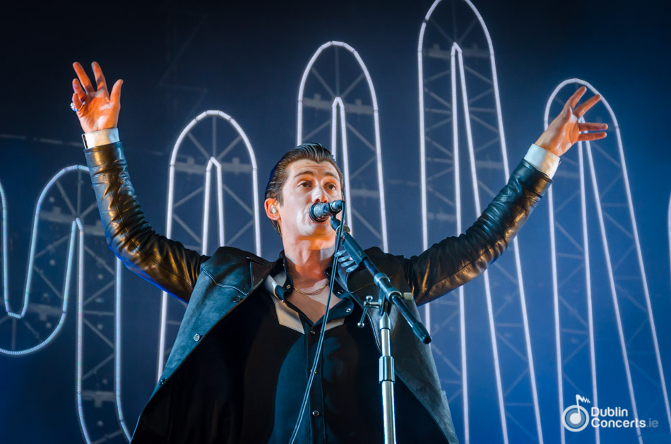 Arctic Monkeys, Marlay Park, Dublin - Review, Photos