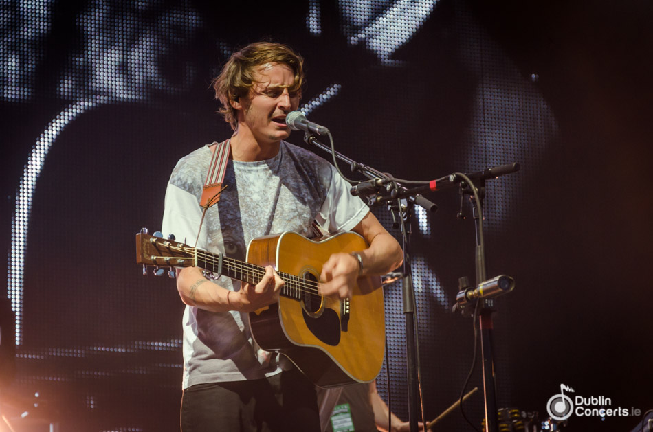 Ben Howard 3Arena Dublin 14 April 2015