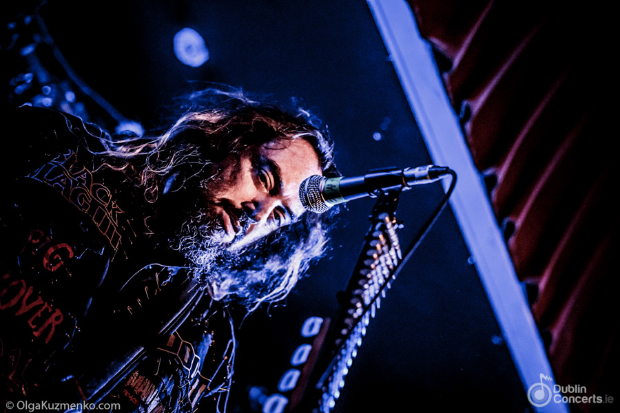 Soulfly - Whelan's, Dublin - Review, Photos