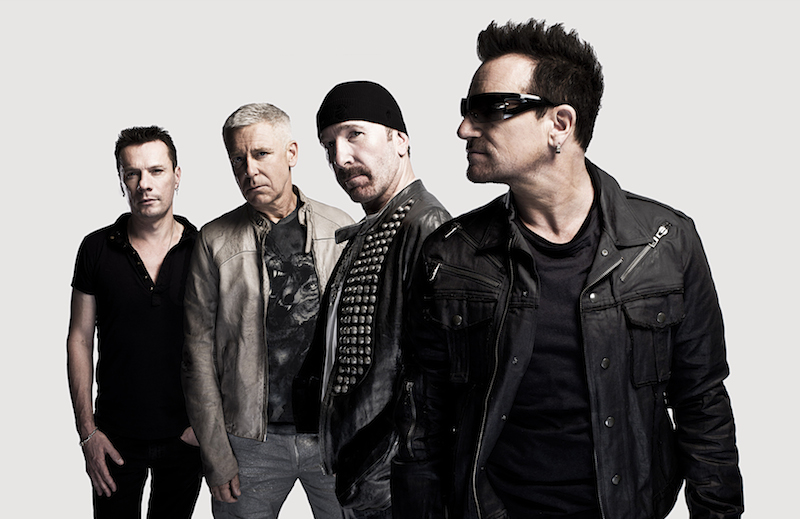 U2 to release new album in 2014