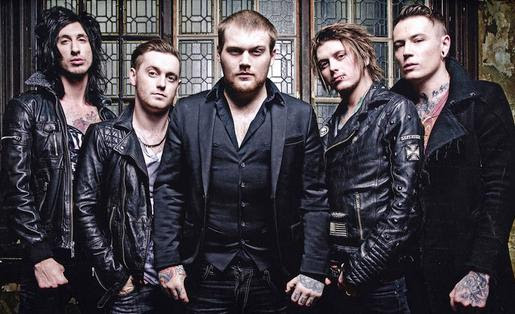 Asking Alexandria reveal new video for 'Moving On'