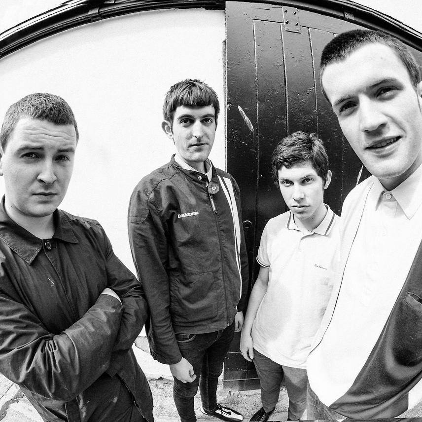 Gangs - Irish Band of the Week