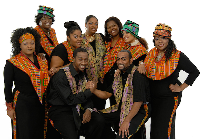 Harlem Gospel Choir - National Concert Hall - 26 November 2014