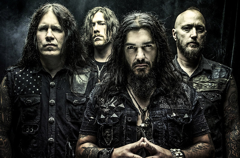 Machine Head Olympia Theatre Review