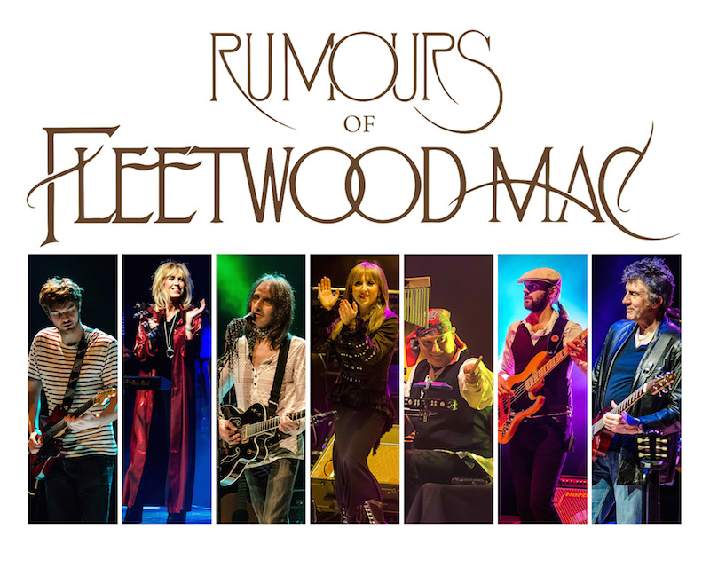 Rumours of Fleetwood Mac, Bord Gais Energy Theatre, 24 January 2015