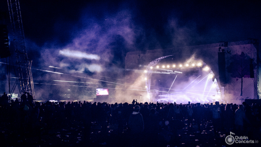Electric Picnic 2014 Day One - Photos