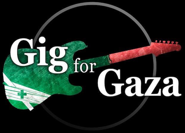 Gig for Gaza at Olympia Theatre