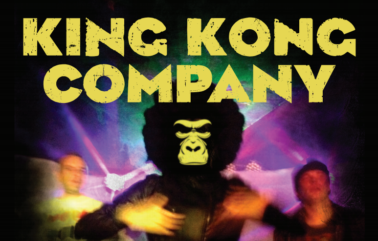 King Kong Company, Sugar Club, Dublin, 29 November 2014