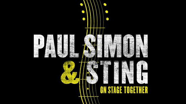 Paul Simon and Sting, 3Arena, Dublin, 7 April 2015