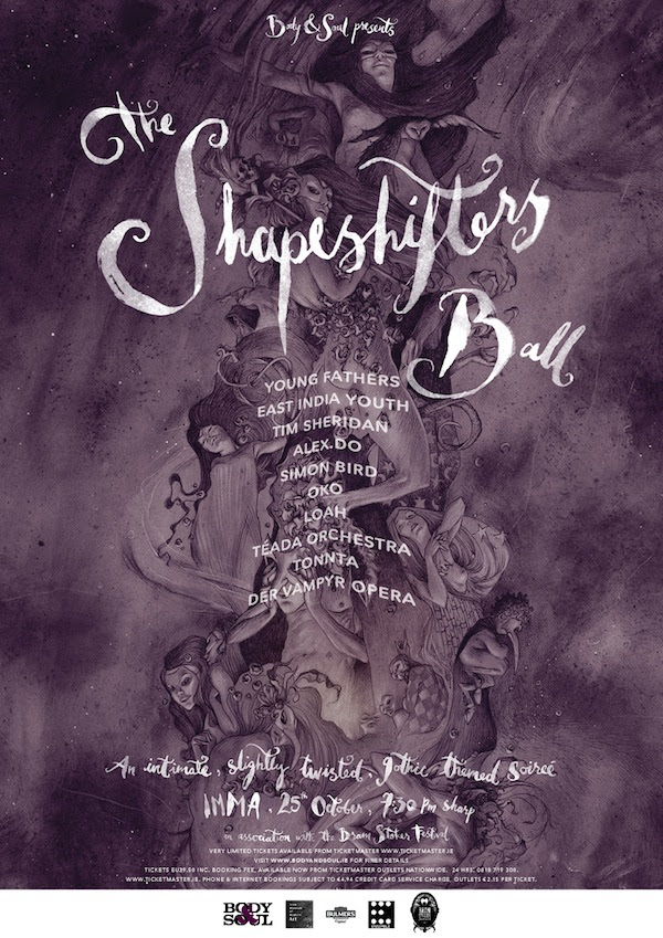 The Shapeshifters' Ball at IMMA