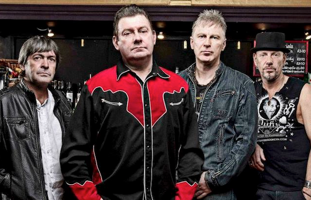 Stiff Little Fingers Academy Dublin 13th November 2015
