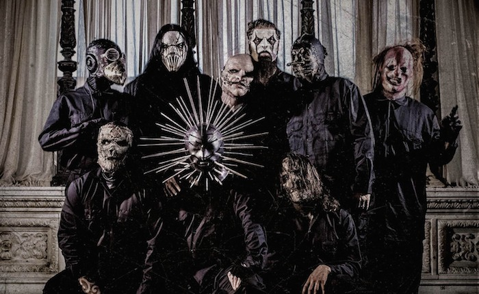Slipknot SSE Arena Belfast 15 February 2016
