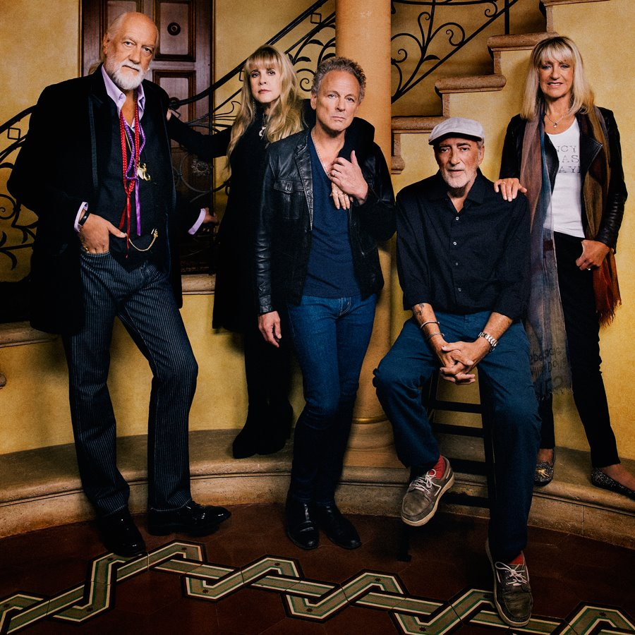 Fleetwood Mac Dublin 3Arena 20 June 2015 On With The Show Tour