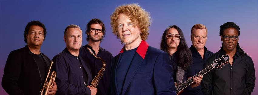 Simply Red 3Arena Dublin 1 December 2015