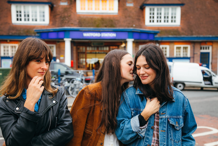 The Staves Olympia Theatre 9 February 2015