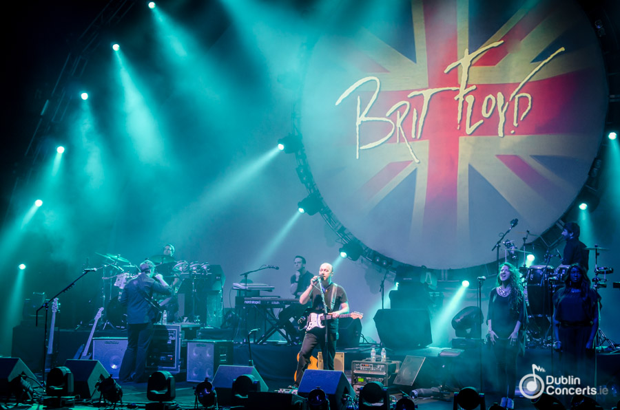 Brit Floyd, Bord Gais Energy Theatre, Dublin - Review & Photos