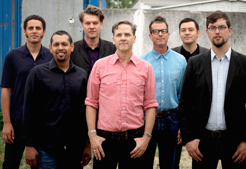 Calexico Olympia Theatre 4 May 2015