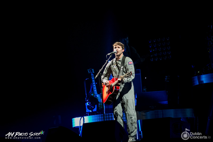 James Blunt 3Arena Dublin Photos