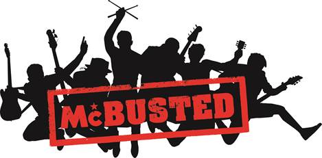 McBusted 3 Arena Dublin 21 April 2015