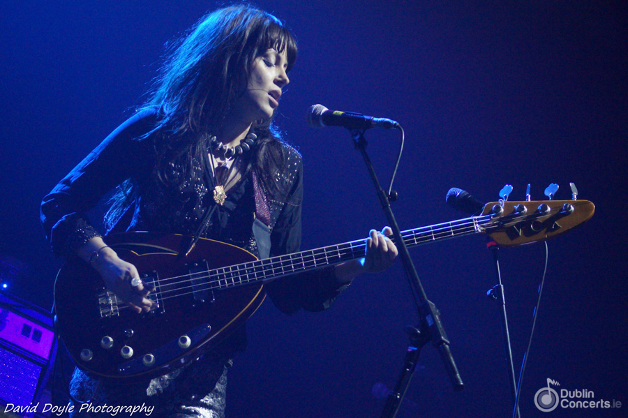 The Last Internationale Olympia Theatre Photos