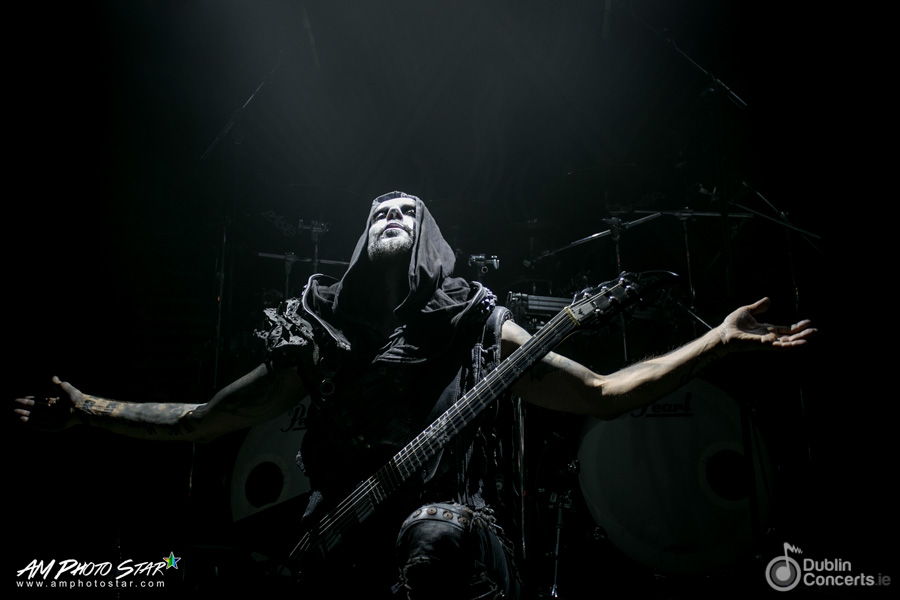 Behemoth Academy Dublin Photos