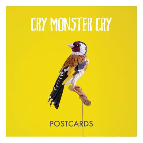 Cry Monster Cry Postcards