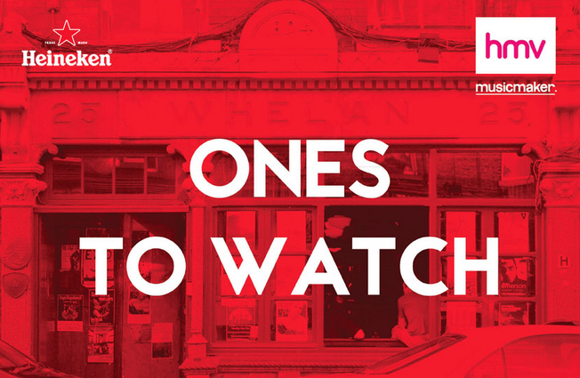 Ones To Watch 2015 Lineup Stage times