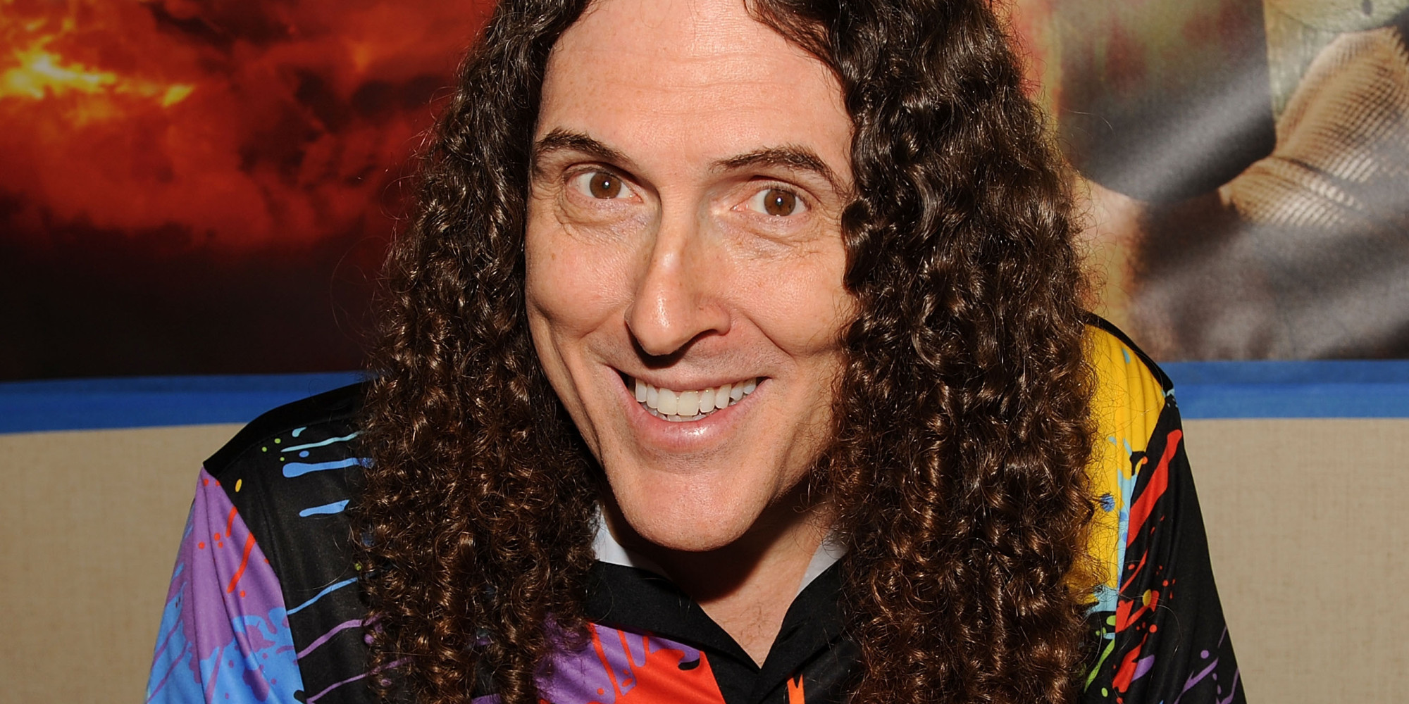 Weird Al Yankovic Vicar Street 6 October 2015