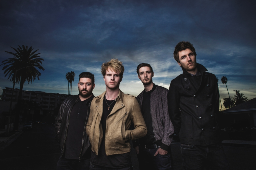 Kodaline Galway International Arts Festival 2015
