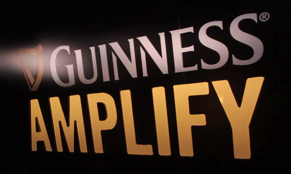 Guinness Amplify 2015 Schedule
