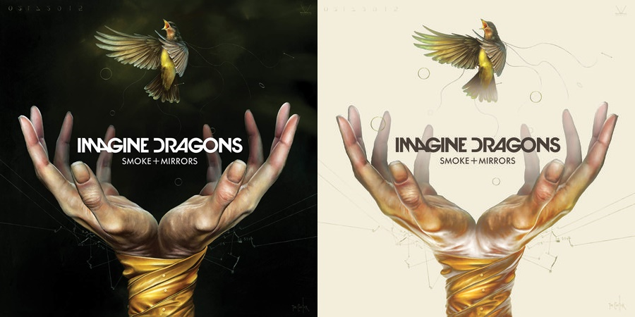 Review Imagine Dragons 'Smoke + Mirrors'