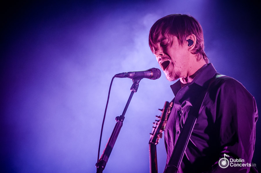 Interpol, Olympia Theatre, Dublin - Review & Photos