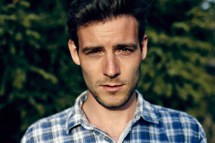 Roo Panes at Academy Competition