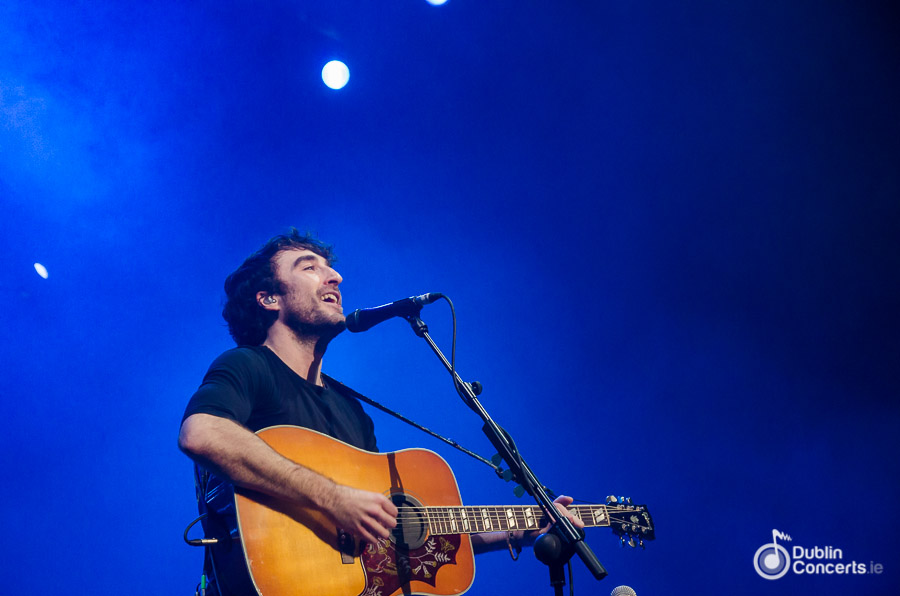The Coronas Olympia Theatre Review