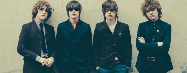 The Strypes Roadtest Tour